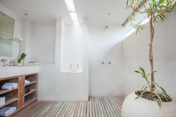 Japanese Shower