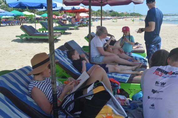 Guest Beach Picnic