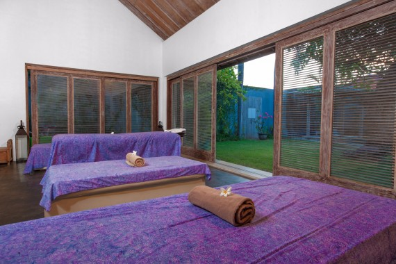 Massage & Yoga Room