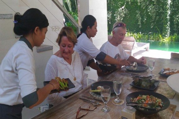 Guest Cooking Class