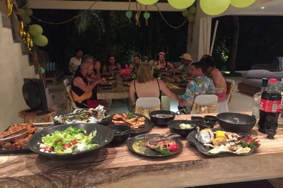 Western BBQ Dinner